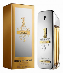 "Paco Rabanne ""One Million Lucky"" for men 100ml"