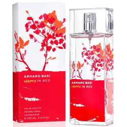 "Armand Basi ""Happy In Red"" for women 100 ml (w)"