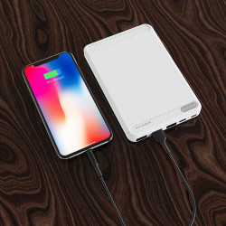 Аккумулятор Borofone BT6 Xpowe Power Box 20000mAh белый White