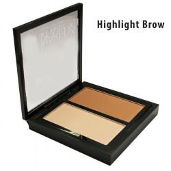 Пудра Naked Contour duo 2 в 1 (Highlight & Brow) №4