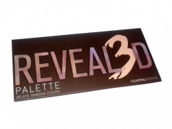 "Тени Revealed ""3D Palette 20 eye shadow colors"" 30g"