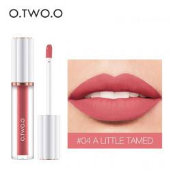 Матовый блеск O.TWO.O Matte liquid lipstick 04 (1009)