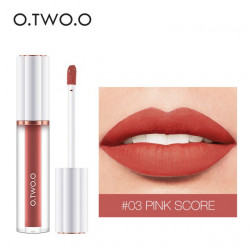 Матовый блеск O.TWO.O Matte liquid lipstick №03 (1009)