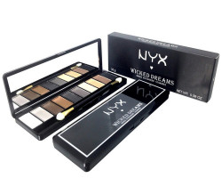"Тени NYX ""Wicked Dreams"" (10цв.) 30g"