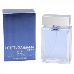"Dolce & Gabbana ""The One Blue Man"" 100 ml"