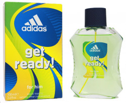 Adidas Get Ready For Him eau de toilette 100ml (оригинал)
