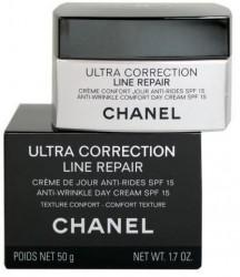 Крем для лица дневной Chanel ultra correction line repair 50g