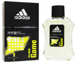 Adidas Pure Game For Him  eau de toilette 100ml (оригинал)