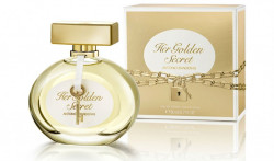 "Antonio Banderas ""Golden Secret"" for woman 100 мл (w)"