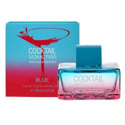 Antonio Banderas - Туалетная вода  Blue Seduction Cocktail for Women 100 ml (w)