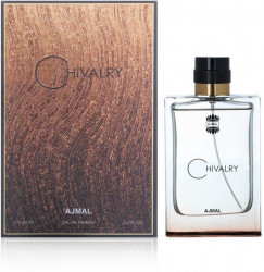 Ajmal Chivalry edp for men 100ml