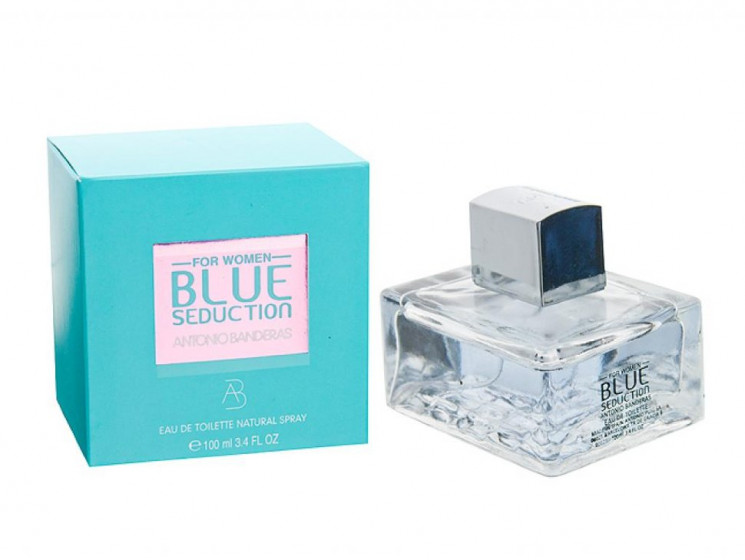 Antonio Banderas - Туалетная вода Blue Seduction for Woman 100 ml (w)