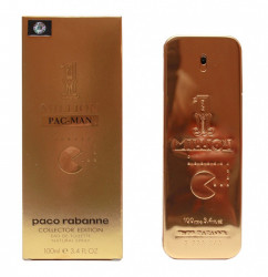 Paco Rabanne 1 Million x Pac-Man Collector Edition edt  for men 100 ml ОАЭ