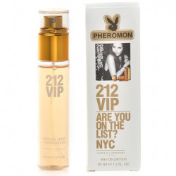 45ml NEW 212 VIP for woman