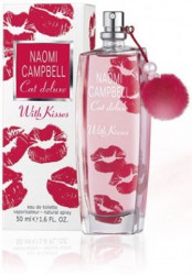 Naomi Campbell - Туалетная вода Cat Deluxe With Kisses 100 ml (w)