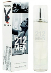 Духи с феромонами 55ml Carolina Herrera 212 Men edt Pour homme