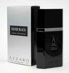 "Azzaro "" Silver Black"" 100ml"
