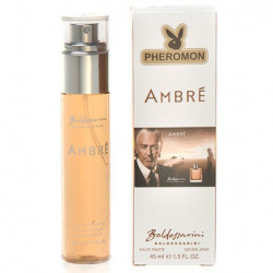 45ml NEW Baldessarini Ambre