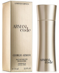 Giorgio Armani - Туалетная вода Armani Code Golden Edition 100 ml.