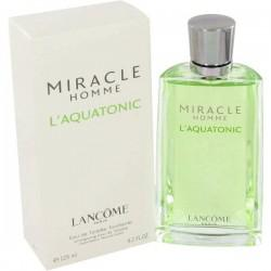 Lancome - Туалетная вода Miracle Homme L'Aquatonic 125 ml.