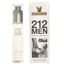 45ml NEW CH 212 Men