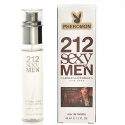 45ml NEW CH 212 Sexy men