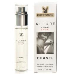 45ml NEW Chanel Allure Homme Sport