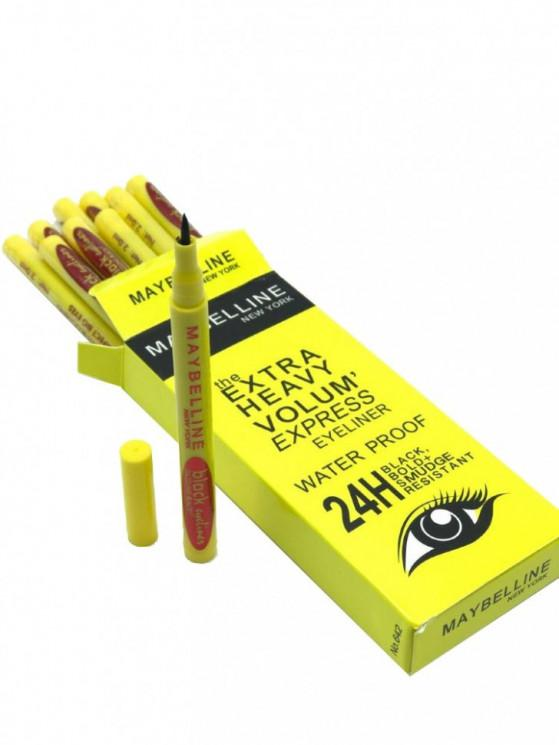 "Подводка-фломастер Maybelline ""The Extra Heavy Volum Express Eyeliner 24Н"" (1шт)"