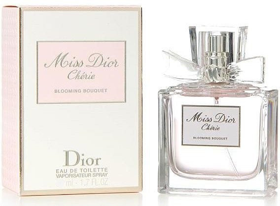 "Christian Dior - Туалетная вода""Miss Dior Cherie Blooming Bouquet"" 100 ml (w)"