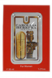 Carolina Herrera 212 VIP femme 35ml NEW!!!