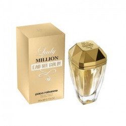 Paco Rabanne - Туалетная вода Lady Million Eau My Gold 80 ml (w)