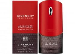 Givenchy - Туалетная вода Adventure Sensations Limited Edition 100 ml.