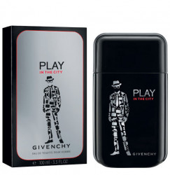 Givenchy - Туалетная вода Play in the City for Him 100 ml.