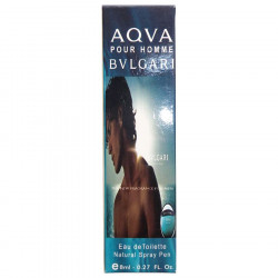 Bvlgari Aqva Pour Homme for men 8ml