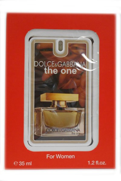 D&G The One pour femme 35ml NEW!!!