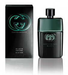 Gucci - Туалетная вода Gucci Guilty Black Pour Homme 90 ml.