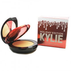 Пудра Kylie Holiday edition 2 in 1 powder cake 10g #3