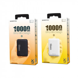 Аккумулятор Borofone BT13 Mini Power Box 10000mAh