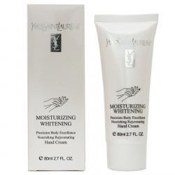 Крем для рук Yves Saint Laurent Moisturizing Whitening, 80 ml